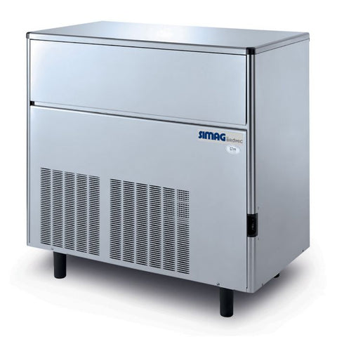 Bromic Self-Contained 115kg Solid Cube Ice Machine - IM0113SSC - OzCoolers