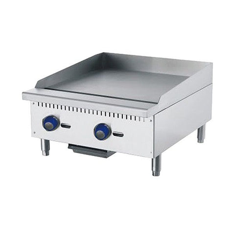 Cookrite 610mm Griddle -  ATMG-24-NG