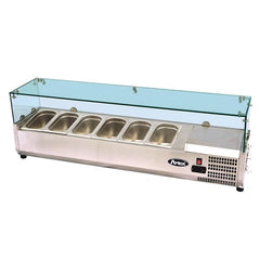 Atosa VRX Counter Top 1400/380 - VRX1400/380 Glass - OzCoolers