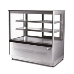 Atosa Upright Square Cake Showcase 1500mm - DF157F - OzCoolers