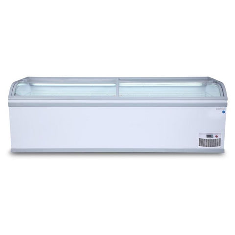 Bromic 2505mm Island Freezer End Cabinet - IRENE-ECO250 - OzCoolers