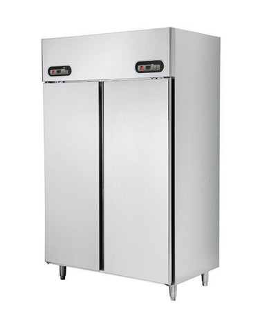 Austune Dual Temp 2 Doors S/S Food Service - Fridge Freezer KDUS2-950L - OzCoolers