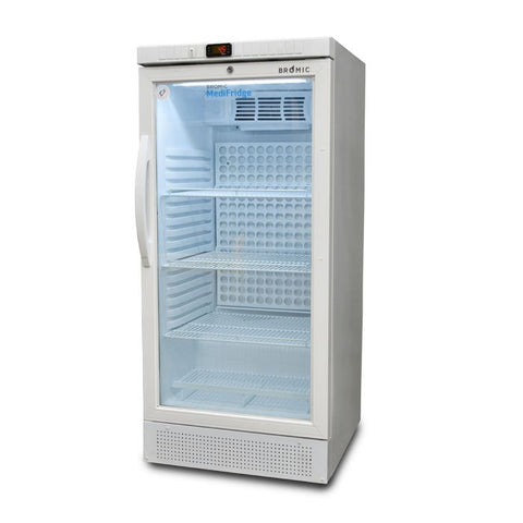Bromic Medifridge Glass Door 220L w/ Data Logger - MED0220GD - OzCoolers