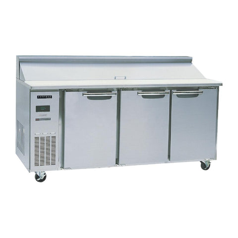 SKOPE Centaur 3 Door Sandwich Prep Counter Fridge 469 Ltr BC180-S-3RRS-E - OzCoolers