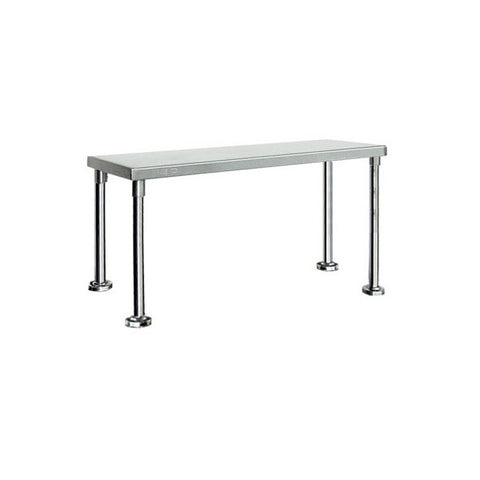 FED Single Tier Workbench Overshelf - WBO1-1500