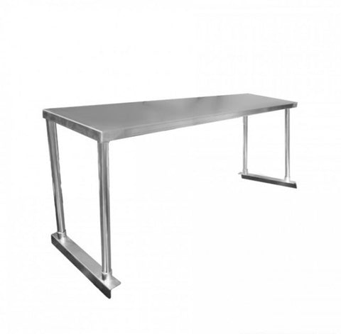 FED Single Tier Workbench Overshelf - 1200-WBO1
