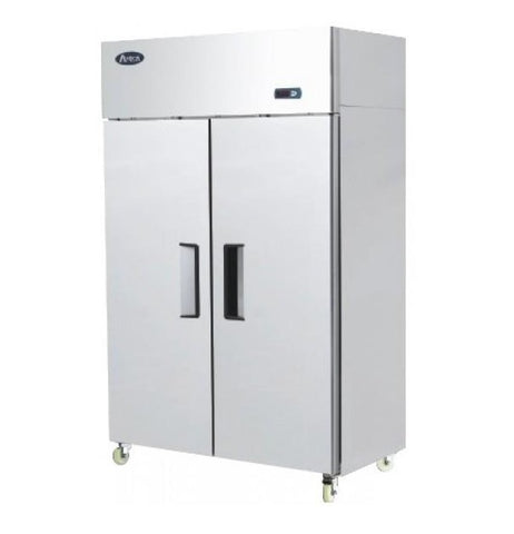 Atosa Double Solid Door Upright Fridge - YBF9218