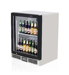 SKIPIO 1 Glass door Back Bar Fridge - SB6-1G-900