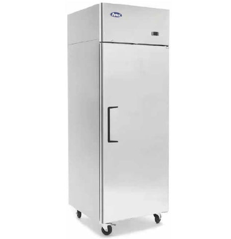 Atosa Upright Single Solid Door Fridge - YBF9206