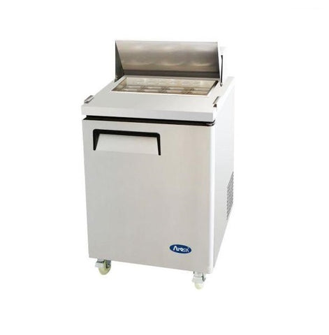 Atosa Sandwich Prep Table 1 Door Refrigerator 202.4L - MSF8301