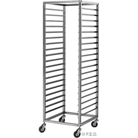 FED Stainless Steel Adjustable Rack - GTS-180
