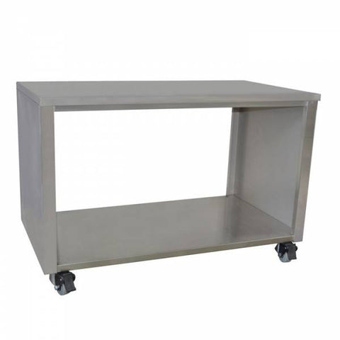 FED Stainless Steel Open Cabinet - STHT-1800S