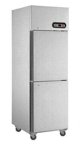 FED TROPICAL Thermaster 2√ó¬Ω door SS Fridge - SUC500 - OzCoolers
