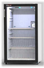 Austune Turbo Air Countertop 117L Display Fridge - FRS-145R