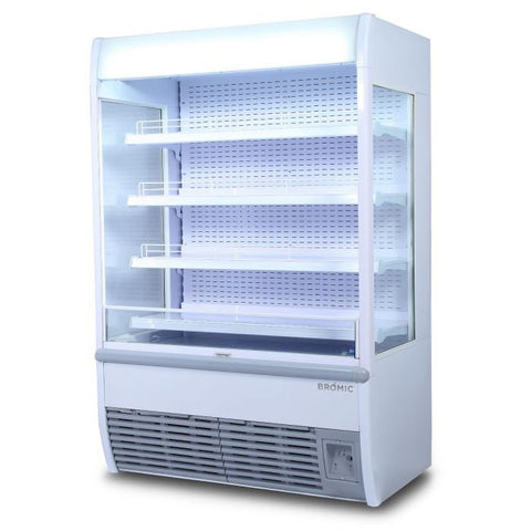 Bromic ECO 1330L LED Open Display - VISION1200 - OzCoolers