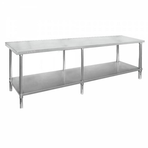 FED Stainless Steel Workbench - WB6-2400/A