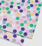Gift Wrap Wrapping Paper Confetti