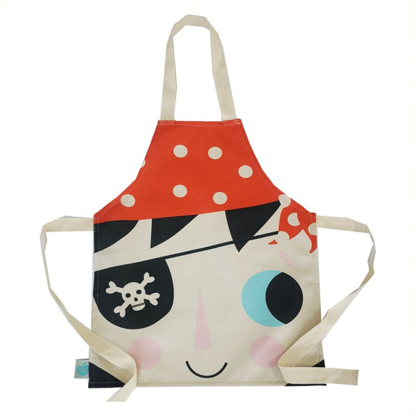 Apron Children's Cotton Pirate