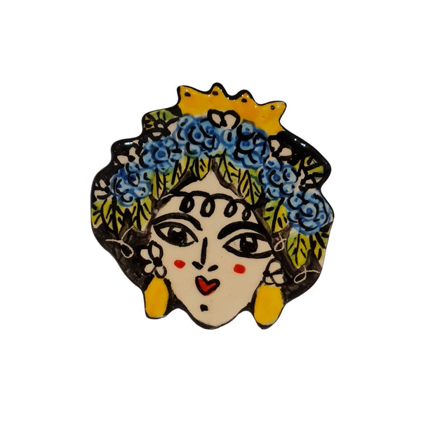 Honey mustard coloured shopper made from linen and featuring a cross body strap.