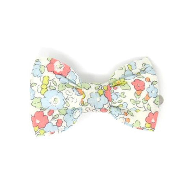 Small Bow Clip Liberty Print Betsy Ann C