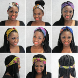 Turban Twisted Headbands - Ife