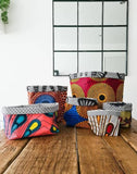 Fabric Storage Baskets Small Fola