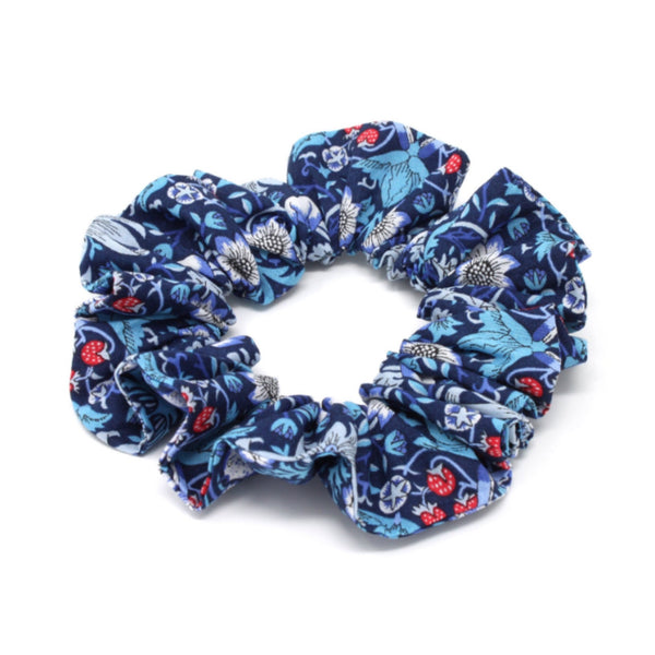 Strawberry Thief Liberty Print Small Hair Scrunchie