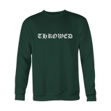 Throwed Crewneck
