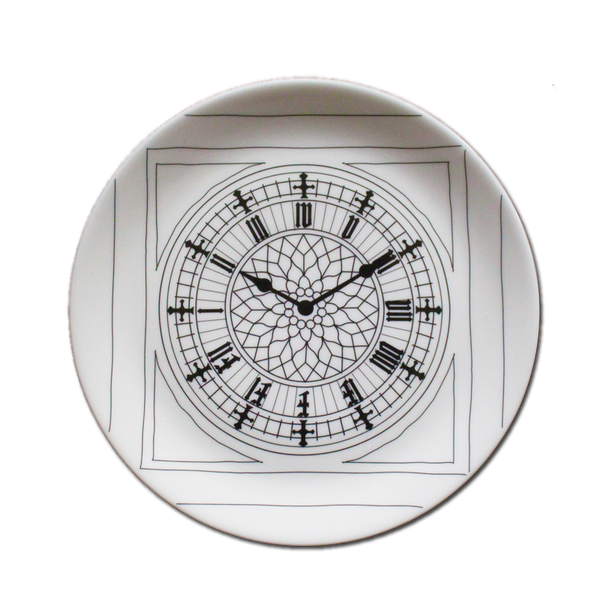 Toby Melville Brown x Beach - Big Ben Plate