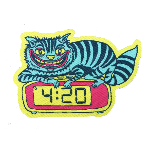Killer Acid - 4:20 Cat patch