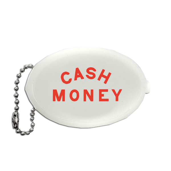 Three Potato Four  - Cash Money coin purse