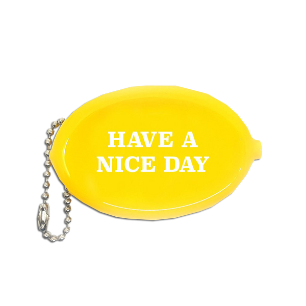 Three Potato Four - Have a Nice Day coin purse
