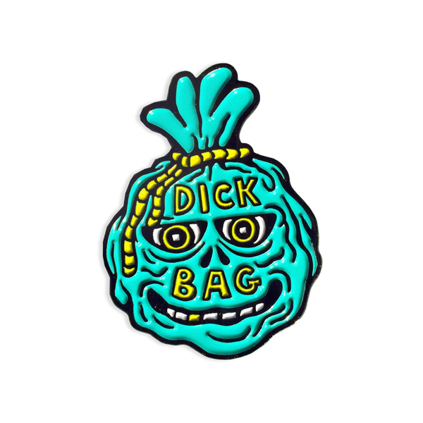 Killer Acid - Dick Bag pin