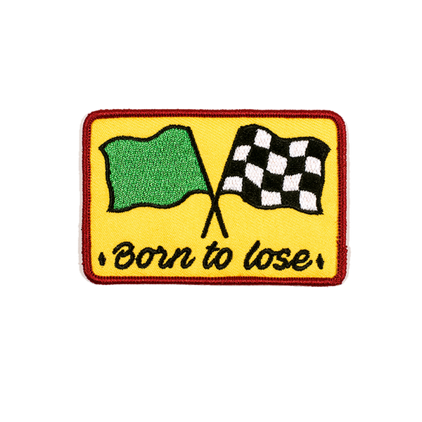 Explorer's Press - Born To Lose Patch