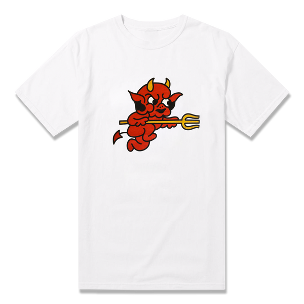 Good Luck World - Hot Stuff Devil t-shirt
