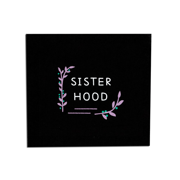 Pirrip Press - Sisterhood patch