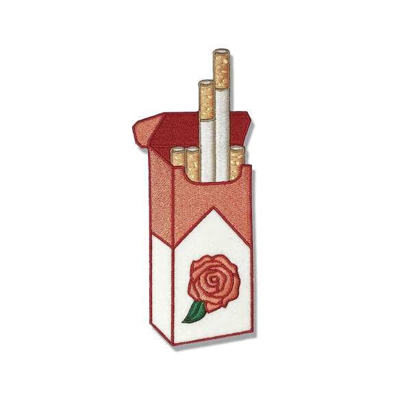 Rosehound Apparel -  Cigarettes patch
