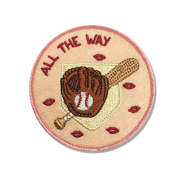 Rosehound Apparel - Third Base patch