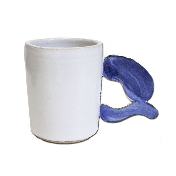 Saskia Pomeroy - Art Handle cup - style two