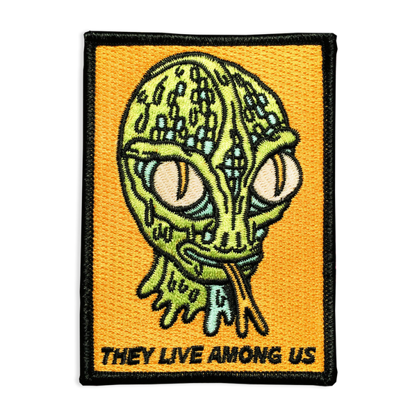Killer Acid - They Live Among Us patch