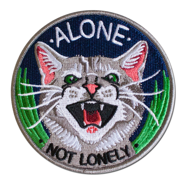 Stay Home Club - Alone, Not Lonely Patch