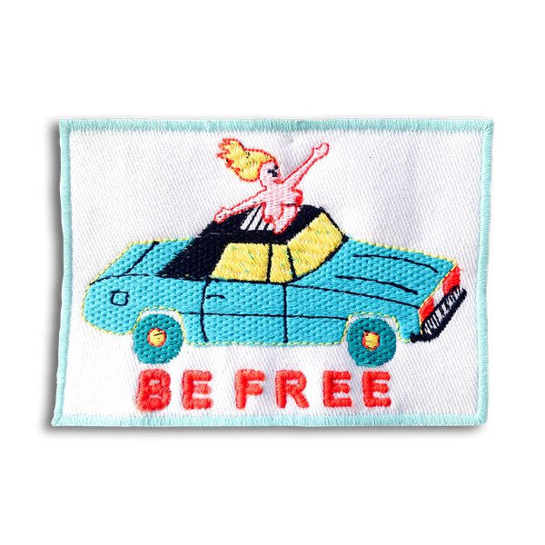 MesseJesse - Be free patch