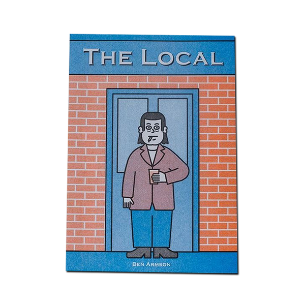 Ben Armson - The Local Book