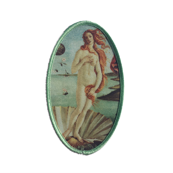 Jenni's Prints - Botticelli's Birth of Venus patch