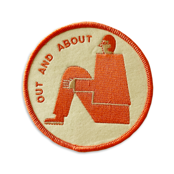 Conor Nolan - Out and About patch