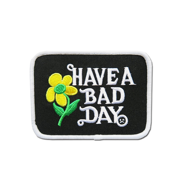 Cousins Collective - Have a Bad Day patch