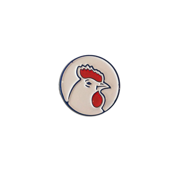 Poultry of Greater London - Perfect pin