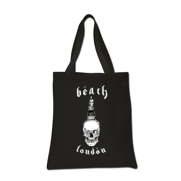 French - Beach London tote bag