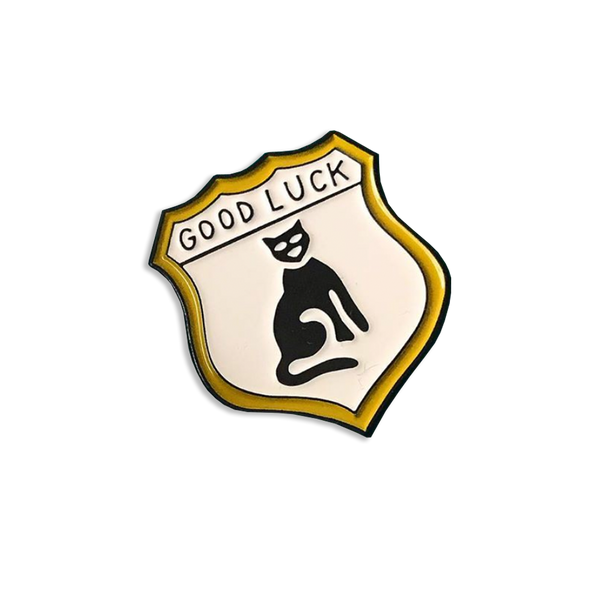 Good Luck World - Good Luck pin