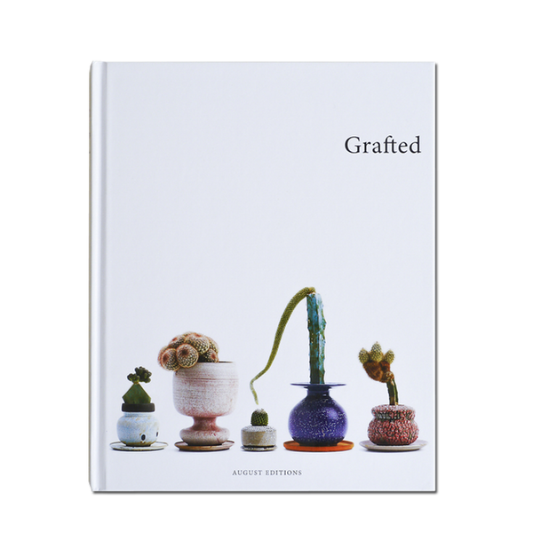 Adam Silverman + Kohei Oda - Grafted book